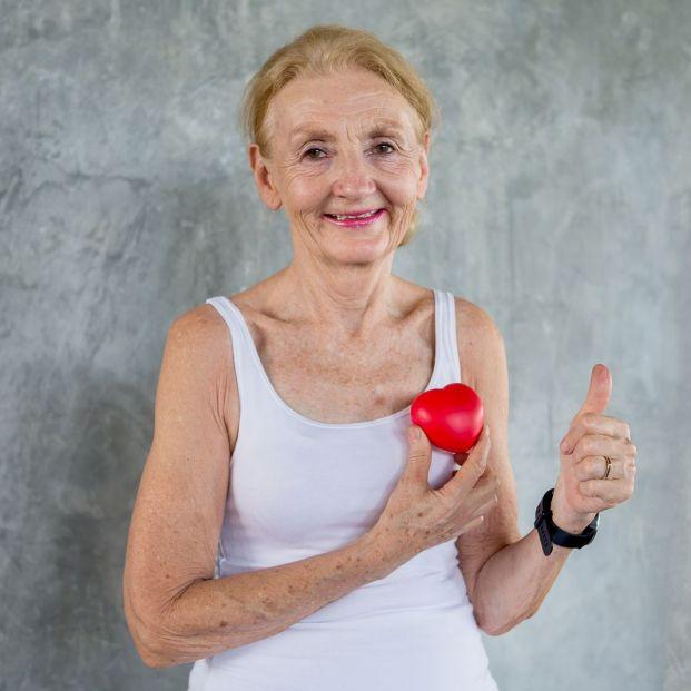 Ejercicios de cardio para mayores