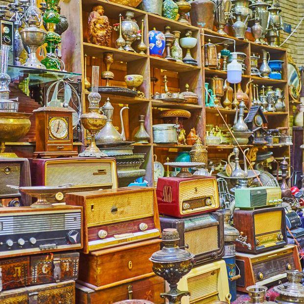 Las mejores tiendas de antigüedades de Madrid
