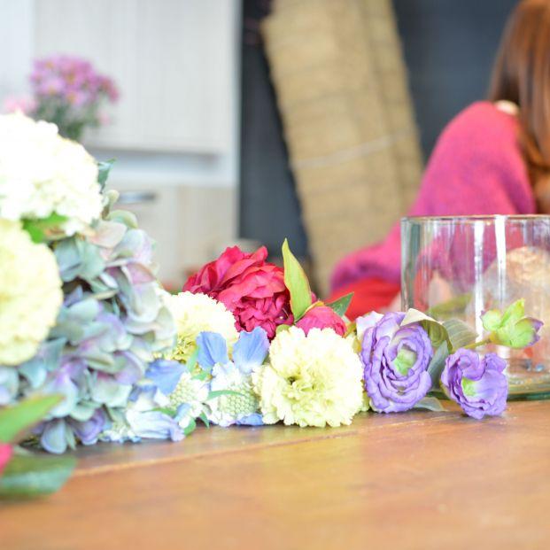 Talleres de flores en Madrid. Los mejores y más sencillos trucos para que tu casa siempre huela bien