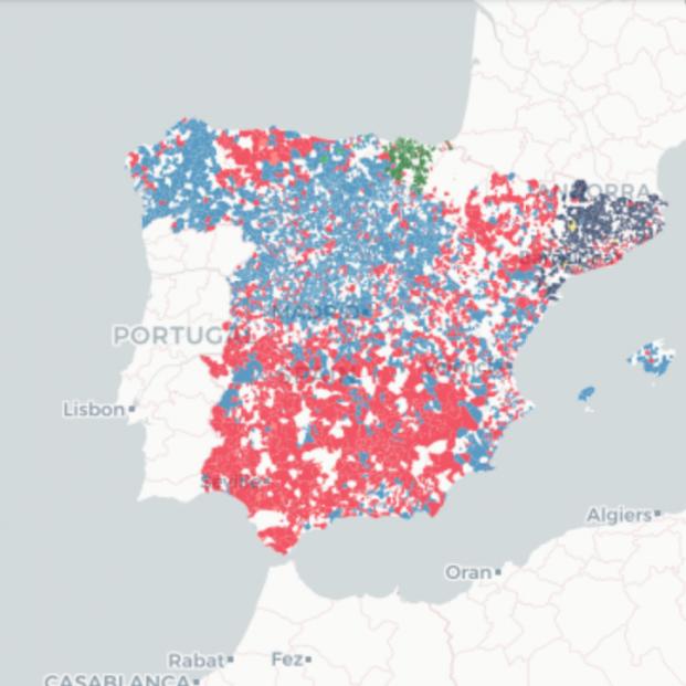 Elecciones 26M: ¿Cuáles son los feudos tradicionales de los partidos desde 1979?