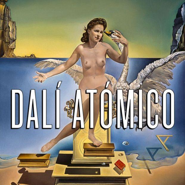 La exposición 'Dalí atómico' se puede ver en Zaragoza hasta el 9 de junio