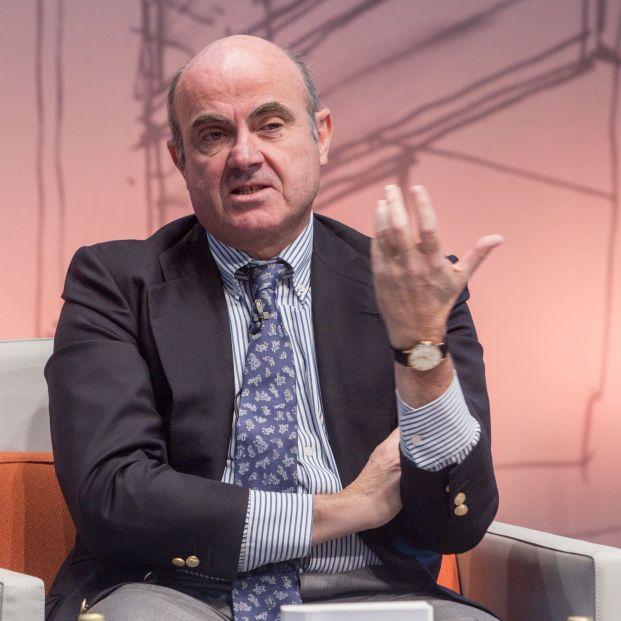 El vicepresidente del Banco Central Europeo, Luis de Guindos (foto de archivo).