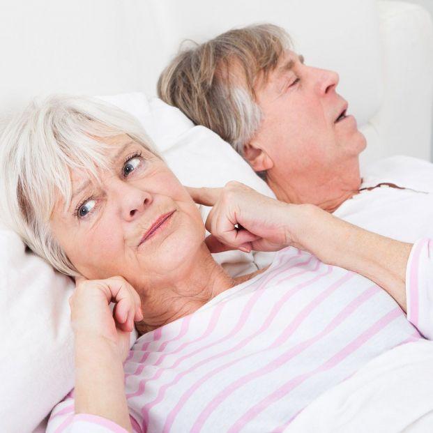 Qué provoca el Síndrome de Apnea del Sueño (Bigstock)