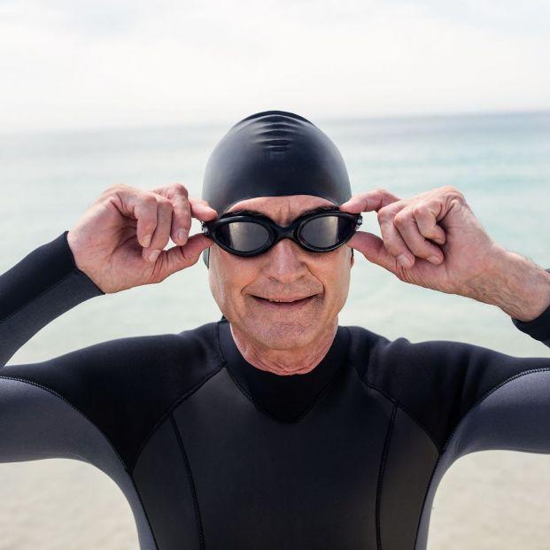 La natación es un perfecto ejercicio de bajo impacto