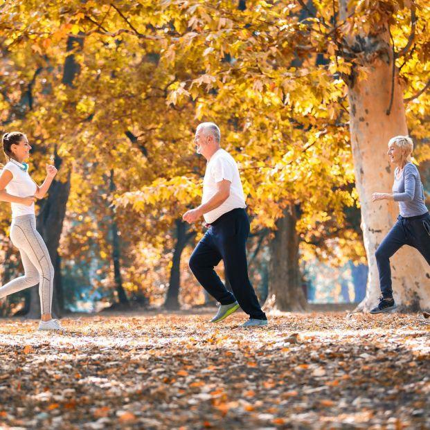 Un programa urban training consigue mejorar la actividad física en personas con EPOC