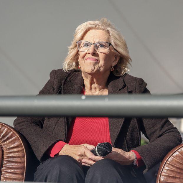 """Carmena: """"Quitar el protagonismo a las personas simplemente porque tienen más edad es una torpeza"""""""