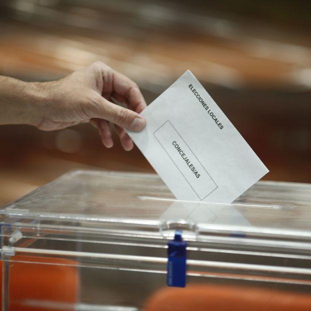 ¿Cuál ha sido el porcentaje máximo de abstención en las elecciones generales?