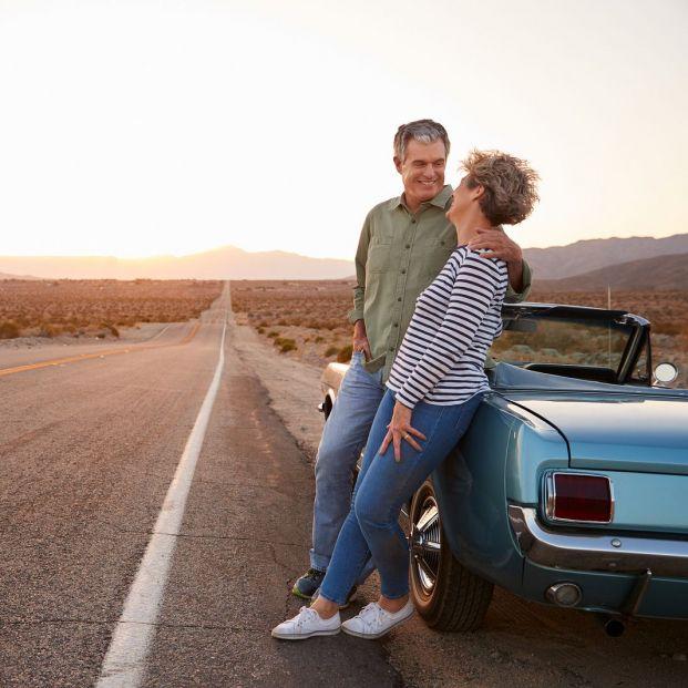 Qué pueden hacer las parejas mayores para romper la rutina