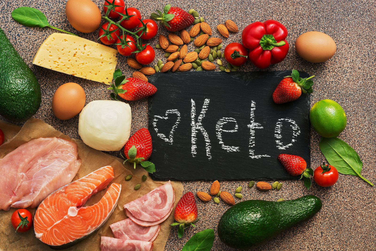 alimentos prohibidos para dieta keto
