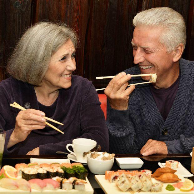 Los riesgos de abusar del sushi si eres español