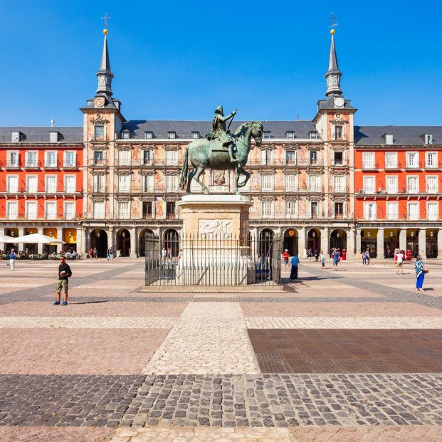 #VisitSpain Plaza Mayor de Madrid