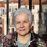 Paca Tricio (UDP), presidenta del Comité Asesor de 65Ymás